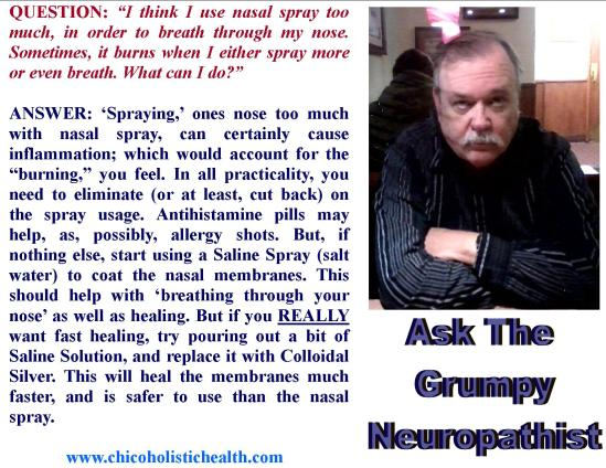 Ask the Neuropathist 13