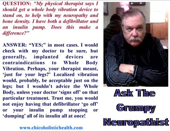 Ask the Neuropathist 19