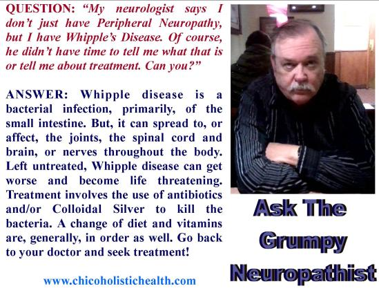 Ask the Neuropathist 22