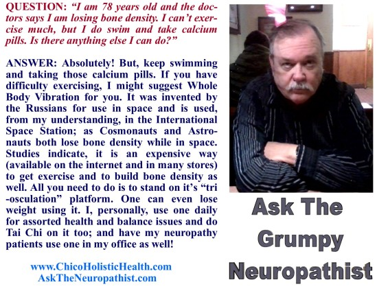 Ask the Neuropathist 24