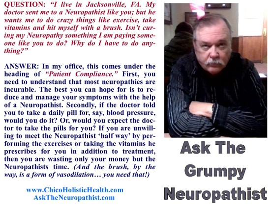 Ask the Neuropathist 25