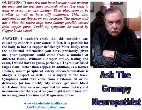 Ask the Neuropathist 27