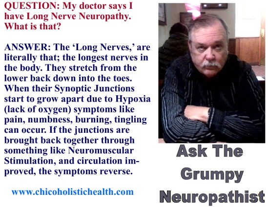 Ask the Neuropathist 3