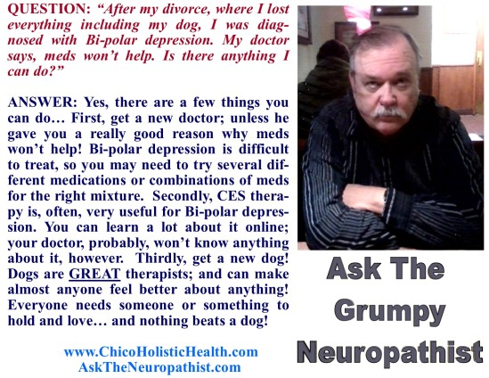 Ask the Neuropathist 31