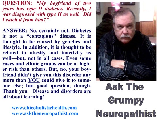 Ask the Neuropathist 33