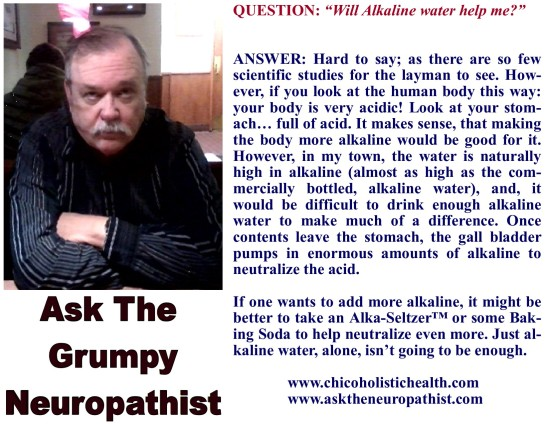 Ask the Neuropathist 34