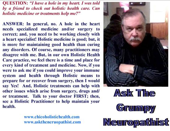Ask the Neuropathist 36
