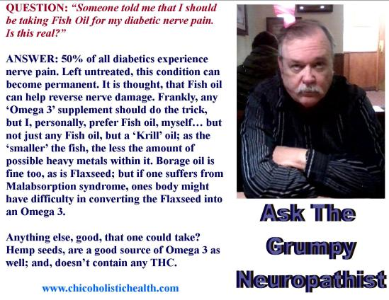 Ask the Neuropathist 8