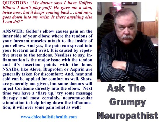Ask the Neuropathist 9